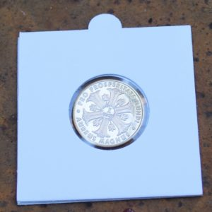 Gold JFK Commemorative Coin