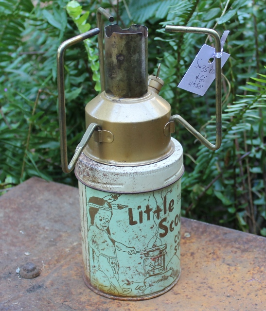 morpeth antique centre hunter valley little injun scout stove cook top made in japan