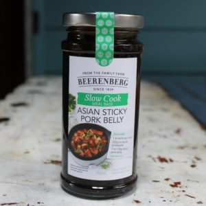Asian Sticky Pork Belly Slow Cooker Sauce