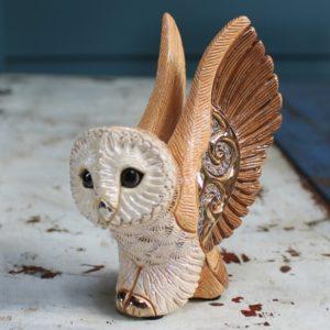 Rinconada – Barn Owl in Flight F218