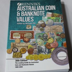 Australian Coin & Banknote Guide 2020