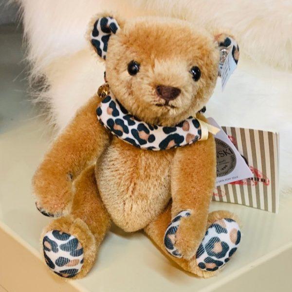 morpeth teddy bears Steiff limited edition Leo mohair