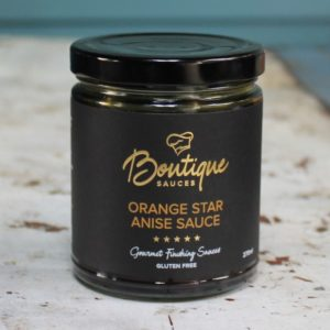 Orange Star Anise Sauce