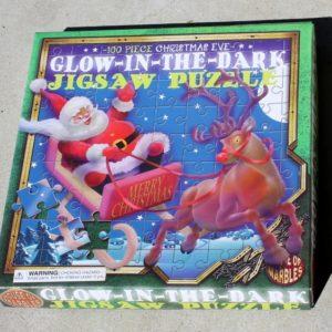 Jigsaw Puzzle – Christmas Eve