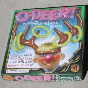 O-Deer Game
