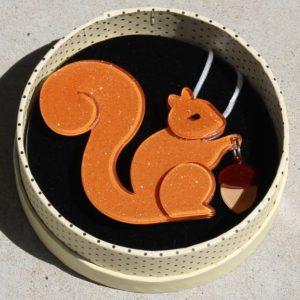 Erstwilder Brooch – The Satisfied Squirrel