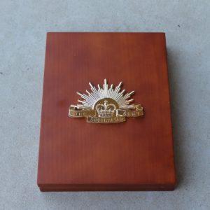 Rising Sun Hat Badge Collection