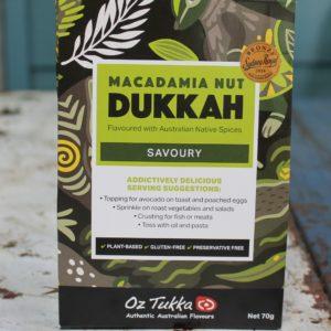 Macadamia Nut Dukkah