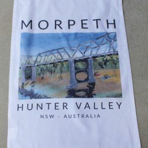 Tea Towel – Hunter River, Morpeth