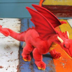 Red Dragon by Hansa