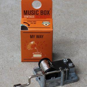 Music Box – My Way