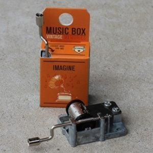 Music Box – Imagine