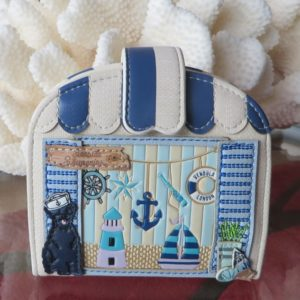 Vendula Seaside Souveniers Clipper Coin Card Wallet