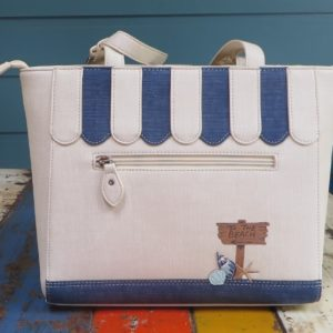 Vendula Seaside Souveniers Shopper