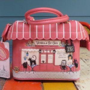 Vendula Cat Cafe Mini Grab Bag