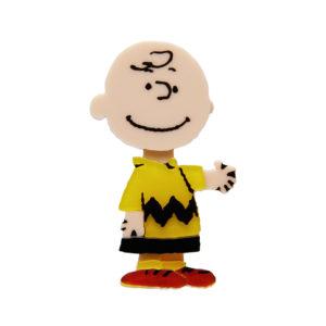 Erstwilder Brooch – Charlie Brown