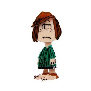 Erstwilder Brooch – Peppermint Patty