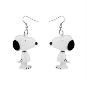 Erstwilder Earrings – Snoopy
