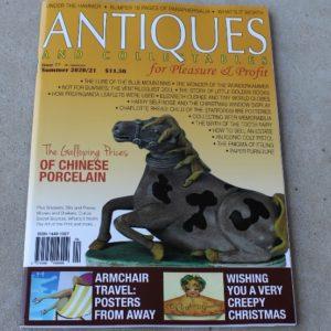 Antiques for Pleasure & Profit Magazine – Summer 2020/2021