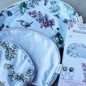 Cosmetic Bag Set of Three – May Gibbs