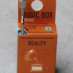 Music Box – Reality