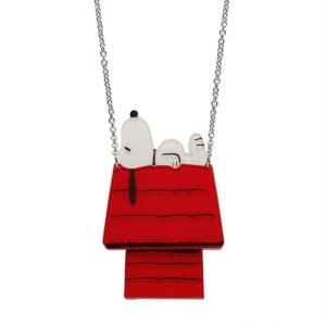 Erstwilder Necklace – Nap Time (Snoopy)