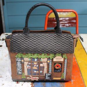 Vendula Winter Cafe Tote Bag
