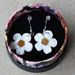 Erstwilder Earrings – Sweet Like Honey (Tea Tree)