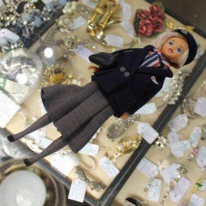 British Airways Doll