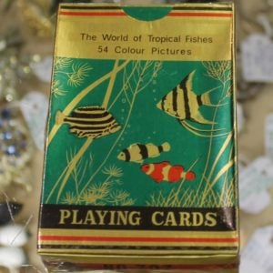 Playing Cards – The World of Tropical Fishes
