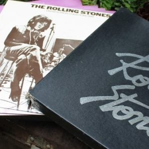 Rolling Stones LP Set of Six