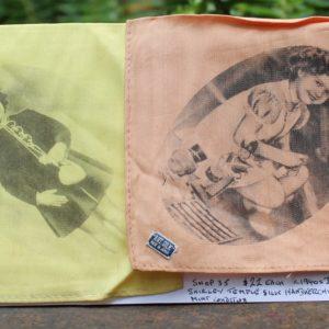 Shirley Temple Handkerchief Pair