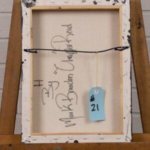 Artwork Trio – H, K & B Wings (Pentridge Prison)