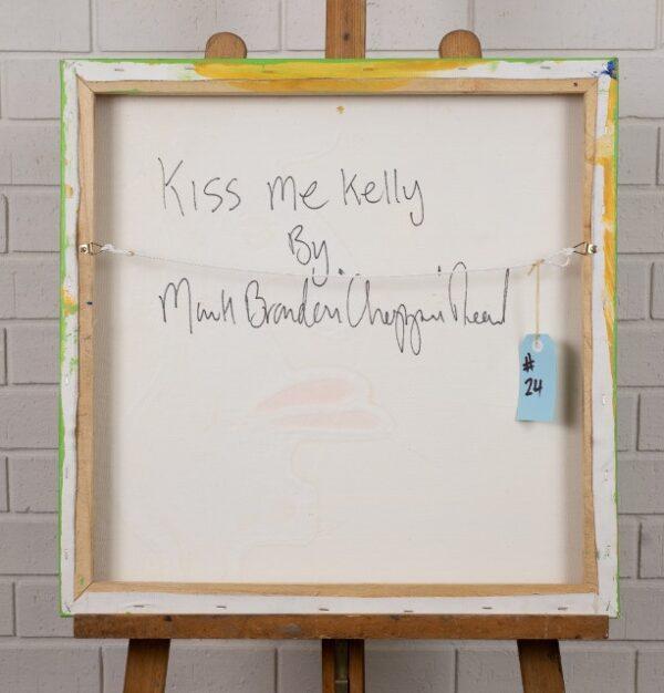 morpeth gallery hunter valley mark brandon chopper read underbelly kiss me kelly original artwork