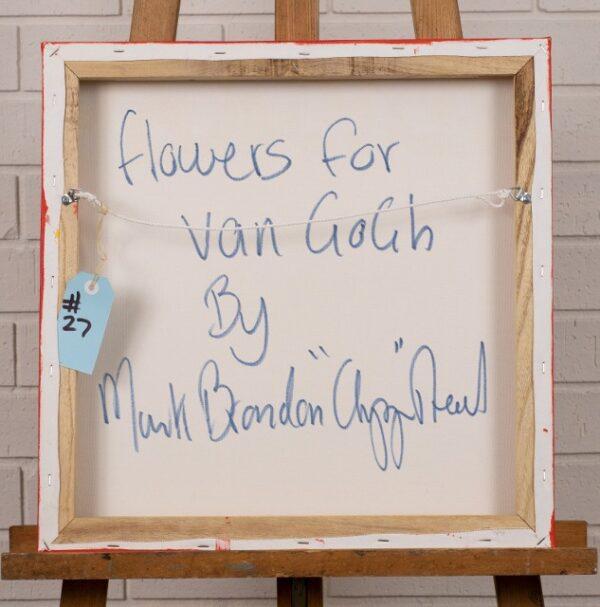 morpeth gallery hunter valley mark brandon chopper read underbelly flowers for van gogh original artwork