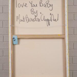 Artwork – Love You Baby