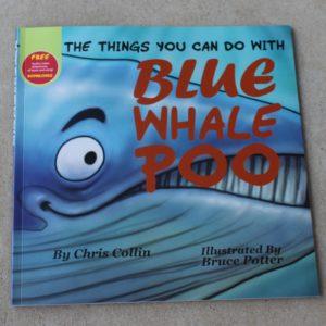 Blue Whale Poo Book