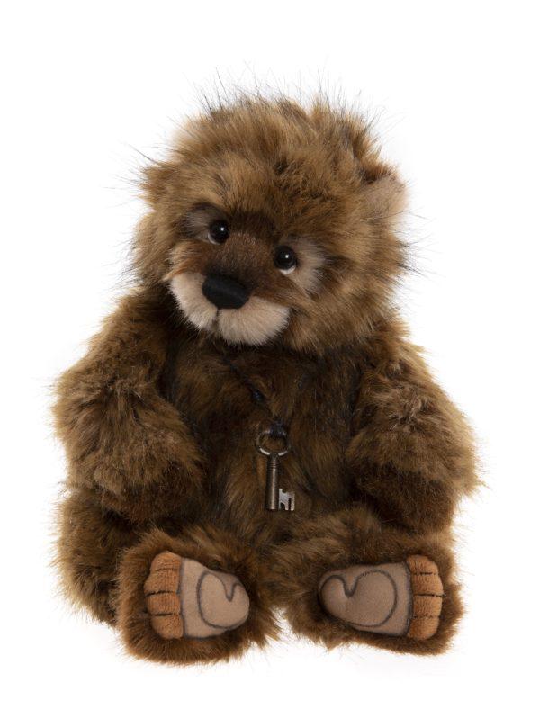 Morpeth Teddy Bears Charlie Bear Plush Collection Hunter Valley Cinnamon