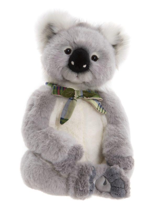 Morpeth Teddy Bears Charlie Bear Plush Collection Hunter Valley Dale koala
