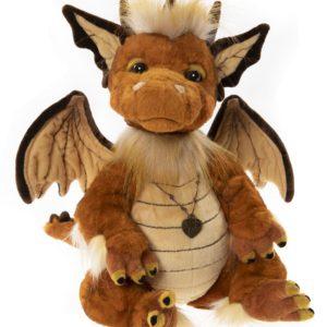 Morpeth Teddy Bears Charlie Bear Plush Collection Hunter Valley Lantern dragon