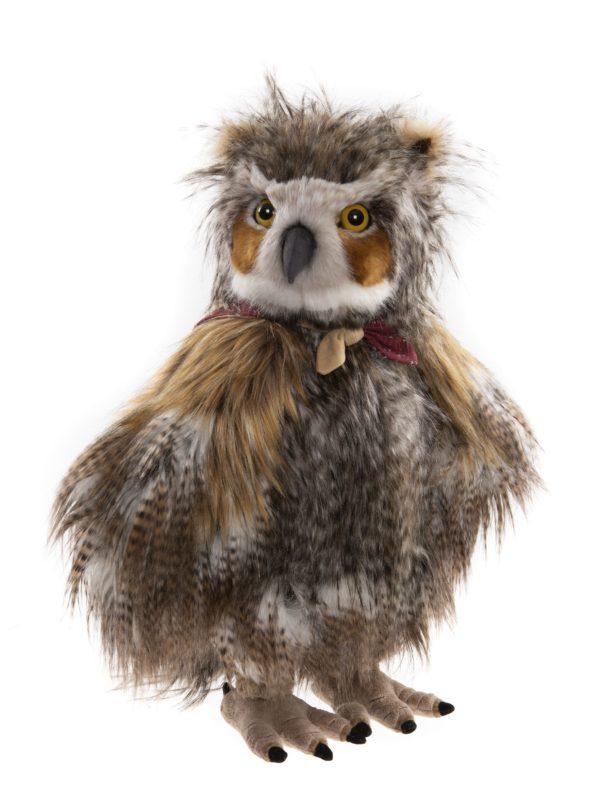 Morpeth Teddy Bears Charlie Bear Plush Collection Hunter Valley Screech owl