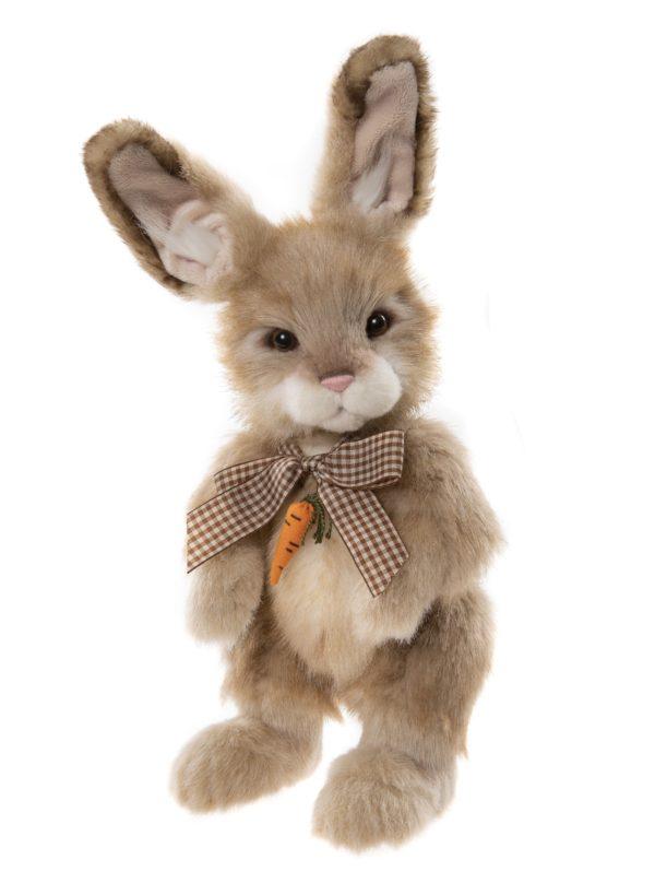 Morpeth Teddy Bears Charlie Bear Plush Collection Hunter Valley Scallopini rabbit carrot