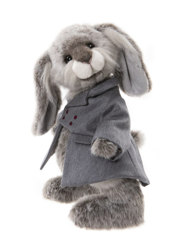 Morpeth Teddy Bears Charlie Bear Plush Collection Hunter Valley Ginnel rabbit dressed