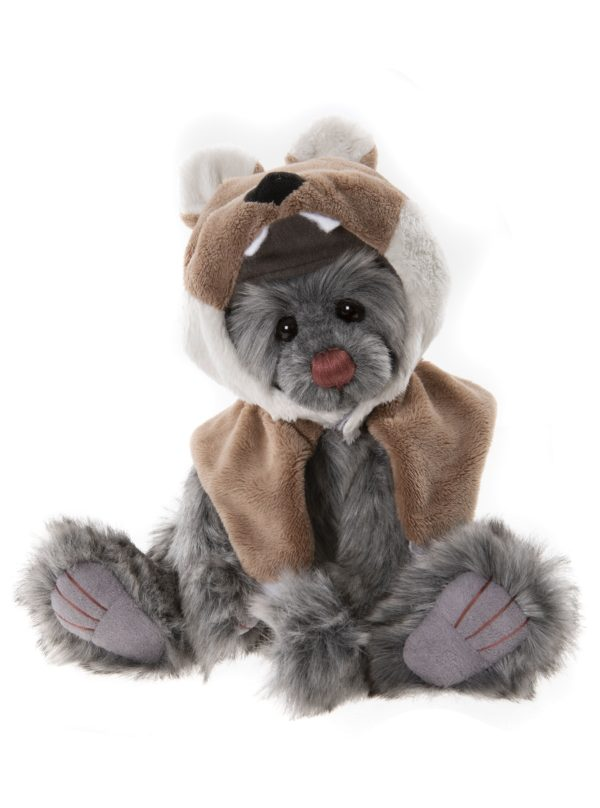 Morpeth Teddy Bears Charlie Bear Plush Collection Hunter Valley Bearwolf bear dressed as wolf