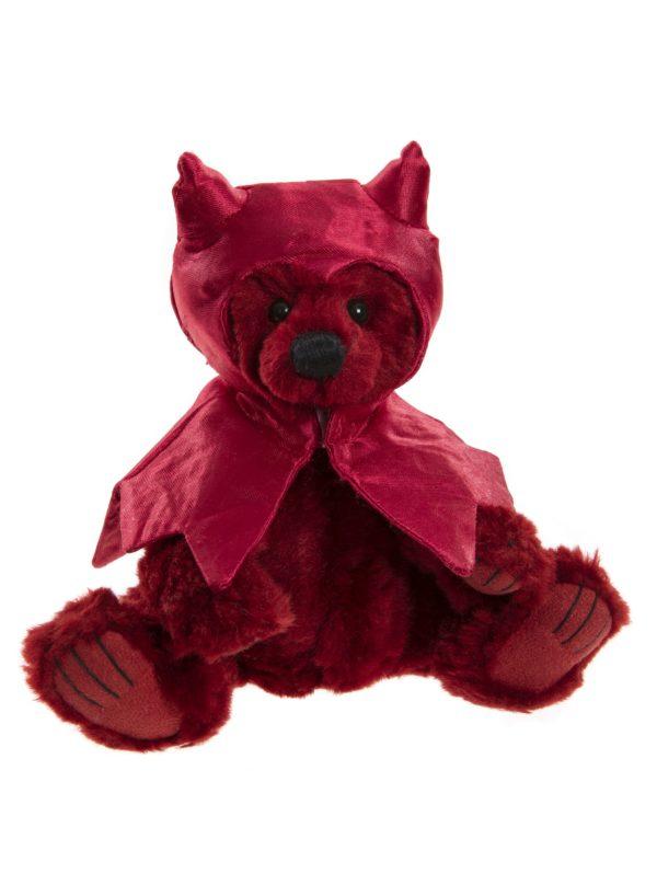 Morpeth Teddy Bears Charlie Bear Plush Collection Hunter Valley Impish bear dressed like devil