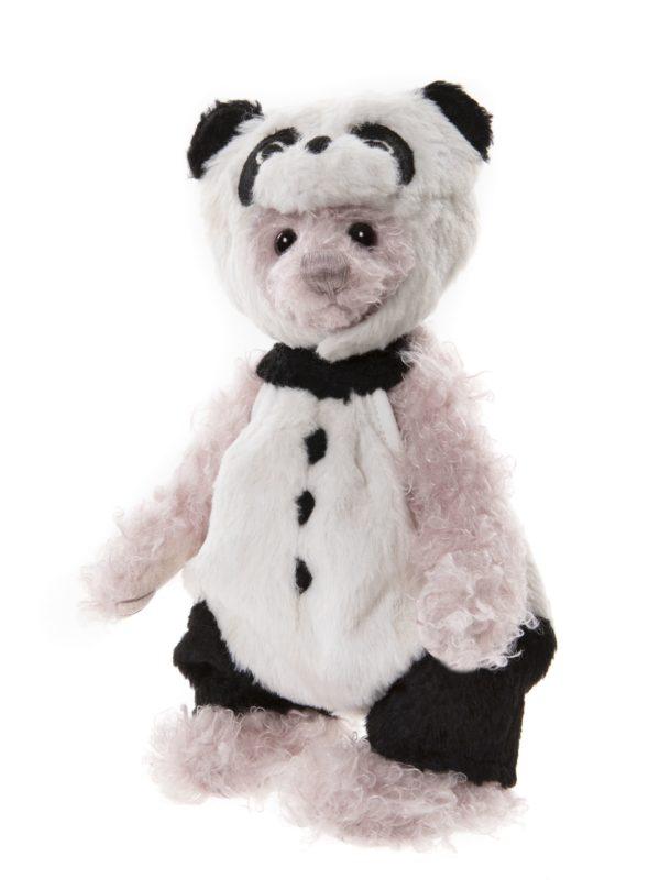 Morpeth Teddy Bears Charlie Bear Plush Collection Hunter Valley Pantaloon bear dressed as panda