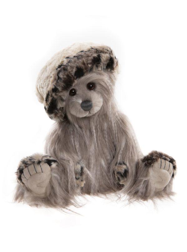 Morpeth Teddy Bears Charlie Bear Plush Collection Hunter Valley Snowdrift bear