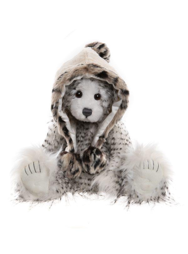 Morpeth Teddy Bears Charlie Bear Plush Collection Hunter Valley Snowslide bear