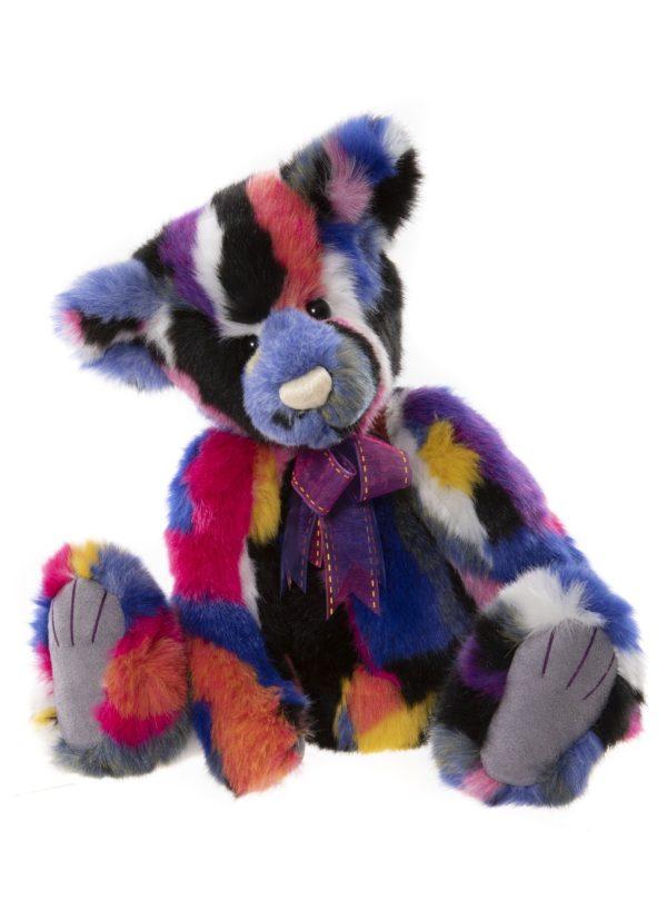 Morpeth Teddy Bears Charlie Bear Plush Collection Hunter Valley Kaleidoscope bear