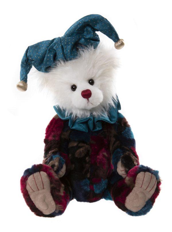 Morpeth Teddy Bears Charlie Bear Plush Collection Hunter Valley Pogo clown